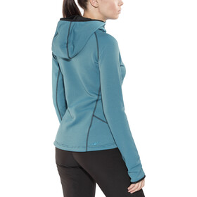 Kaikkialla Sanna Stretch Jacket Women Aqua